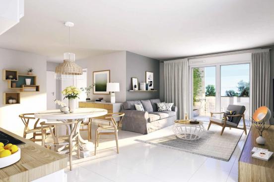 Appartement neuf 2024