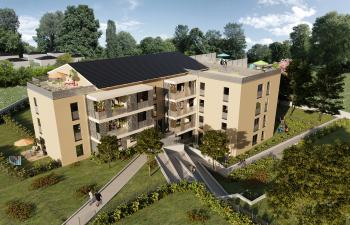 Appartement neuf de 62 m²